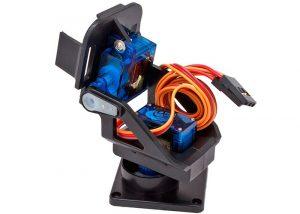 Coche Smart Servo soporte Robotics Sg90